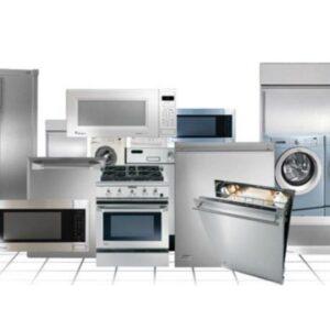 Reparacion de neveras, lavadoras, estufas y aires acondicionados.
