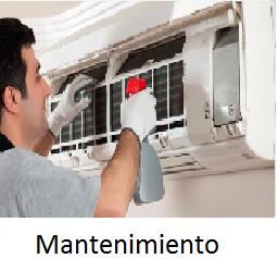 mantenimiento de aire acondicionado santo domingo