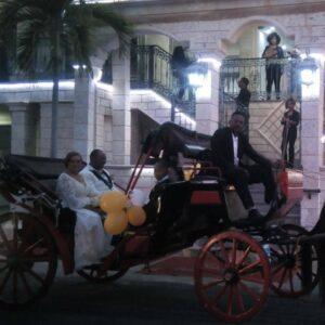 carruajes de boda