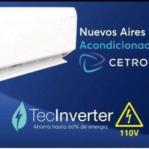 aire inverter cetron